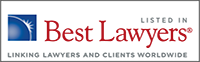 Listed in Best Lawyers | Linking Lawyers and Clients Worldwide